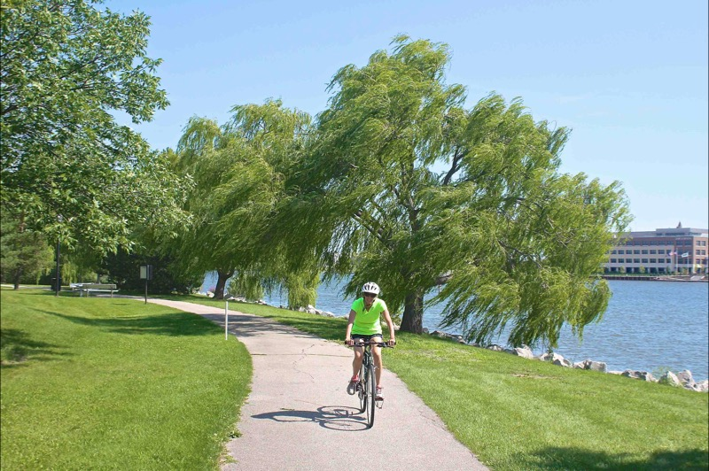 Bay County Riverwalk Trail System
