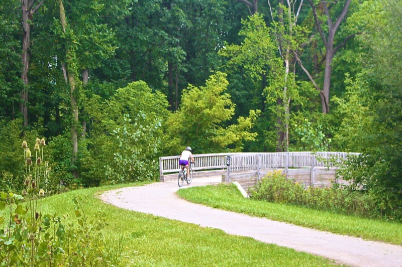Lower Rouge River and ITC Corridor Trails