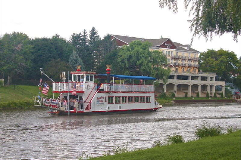 Frankenmuth Riverwalk