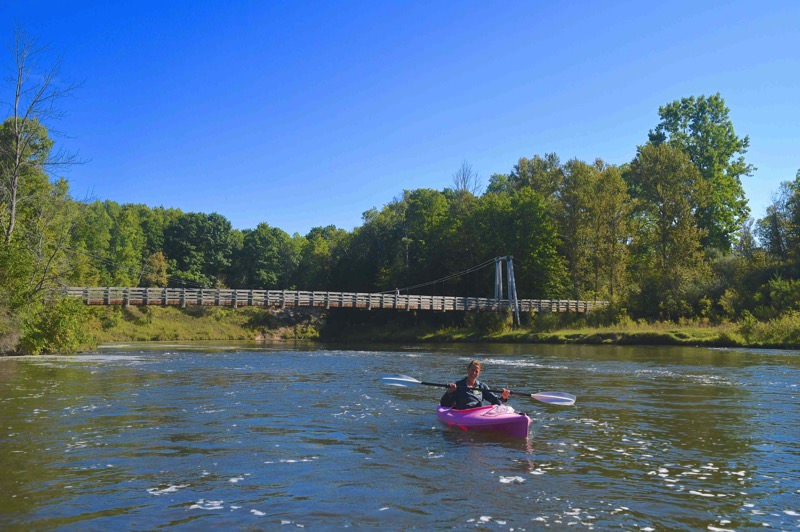 Michigan Trails | Manistee River Water Trail
