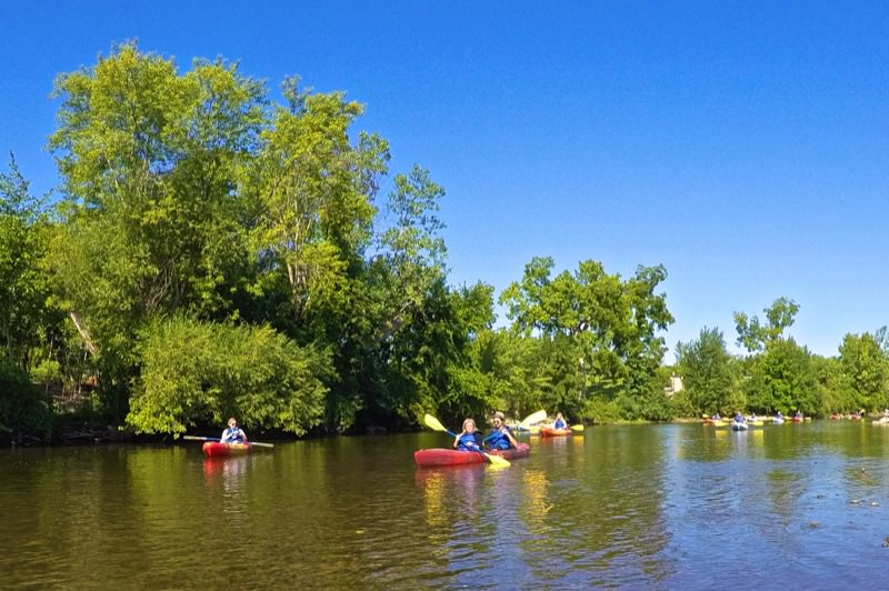 Huron River National Water Trail (Milford)