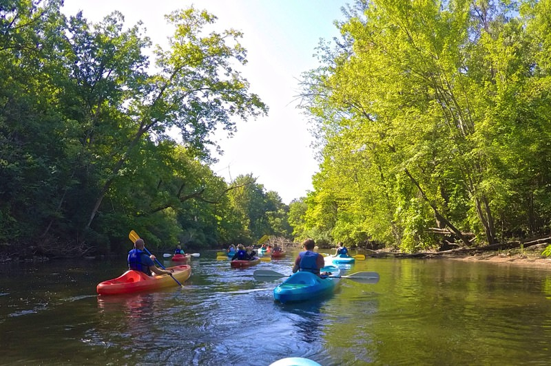 Huron River National Water Trail (Lakelands)